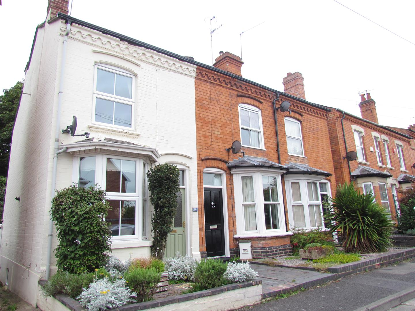2 Bedrooms End Of Terrace House for sale in Waterworks Road, Worcester
